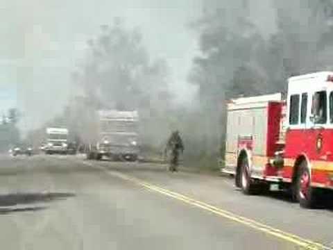 Ottawa Rural Working House Fire