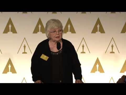 June Squibb at the 86th Oscars® Nominees...