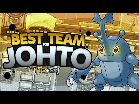 Best Team For Heartgold And SoulSilver