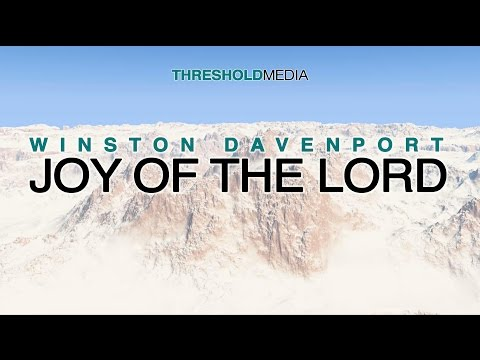 JOY OF THE LORD (lyric): You will LOVE this new upbeat