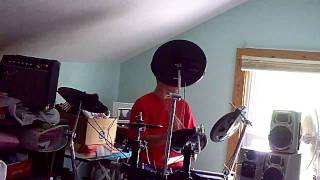 Drain You Drum Cover