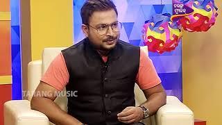 Dil Dosti Music Ep 312 | Odia Film Hatya Stars Arpan, Adyasha, RK | Celebrity Chat Show