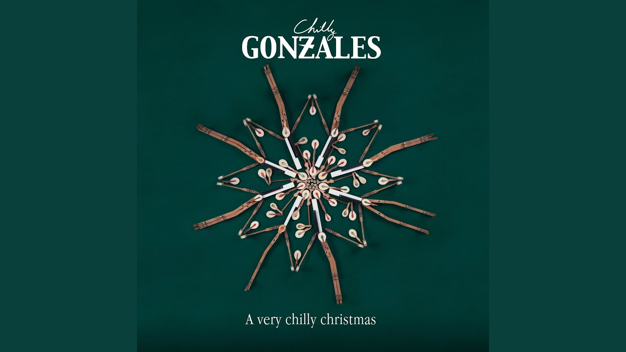 Chilly Gonzales - All I Want For Christmas Is You