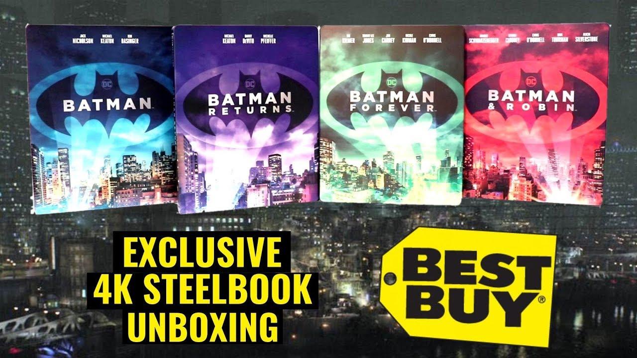 4k Blu Ray Filme