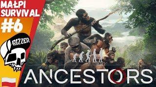 Walka Opanowana do Perfekcji w Ancestors The Humankind Odyssey PL #6 | Rizzer survival