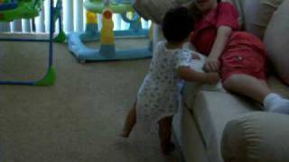 Baby Blanket Playing.mpg