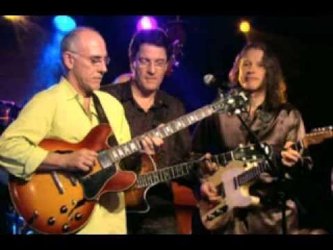 Robben Ford, Steve Lukater & Larry Carlton - All Blues