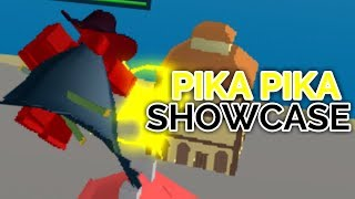 PIKA PIKA DEVIL FRUIT SHOWCASE! | One Piece Treasure | ROBLOX