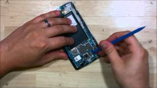 LG G4 - Como desmontar e consertar o display - Tela de LCD