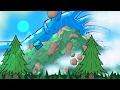 ART LEVEL   Geometry Dash : Space Basement - BlueLite (Travel Story) # Steven Universe