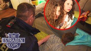 Polizei befreit 17-Jährige von ihrem eigenen Freund |Die Straßencops