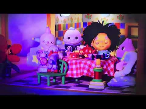 Moon And Me On CBeebies UK VHS And DVD Promo