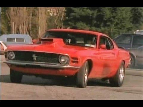 '70 Mustang in Born to Run