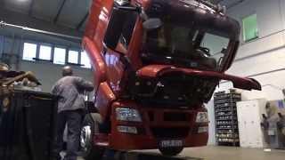 MAN TRUCK SERVICE - HUNGARY