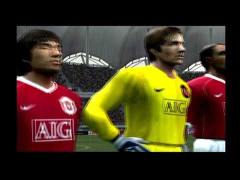 Winning Eleven Pro Evolution Soccer 2007 -- Gameplay (PS2)