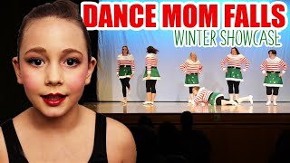 Dance Mom Falls During the Big Performance | Clogging Ballet Jazz Tumbling Recital #seekyourtruth