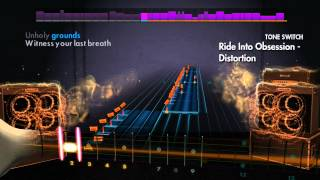 Rocksmith 2014: Blind Guardian - Ride Into Obsession