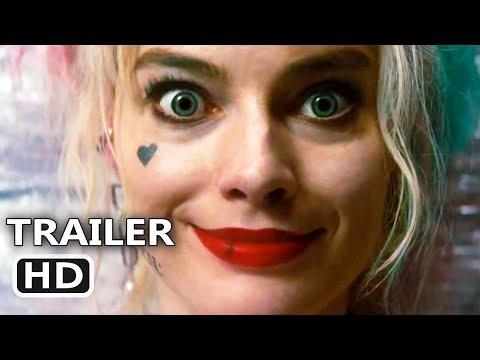 BIRDS OF PREY Trailer # 2 (2020) Margot Robbie Movie