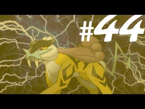 Pokemon Leaf Green - Episode 44: Raikou