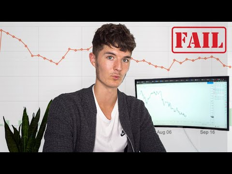 I failed my first 24 months of forex trading… here's what i learned