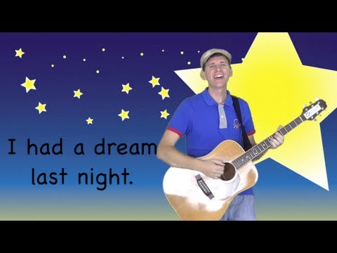 I Had a Dream - Action Song for Kids