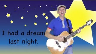 I Had a Dream-Action Song for Kids