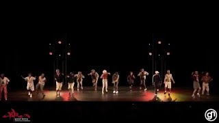 Choreo Cookies [1st Place] | Body Rock 2013