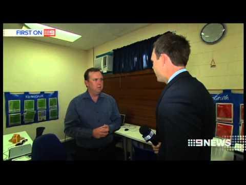Tutor Exposed | 9 News Adelaide