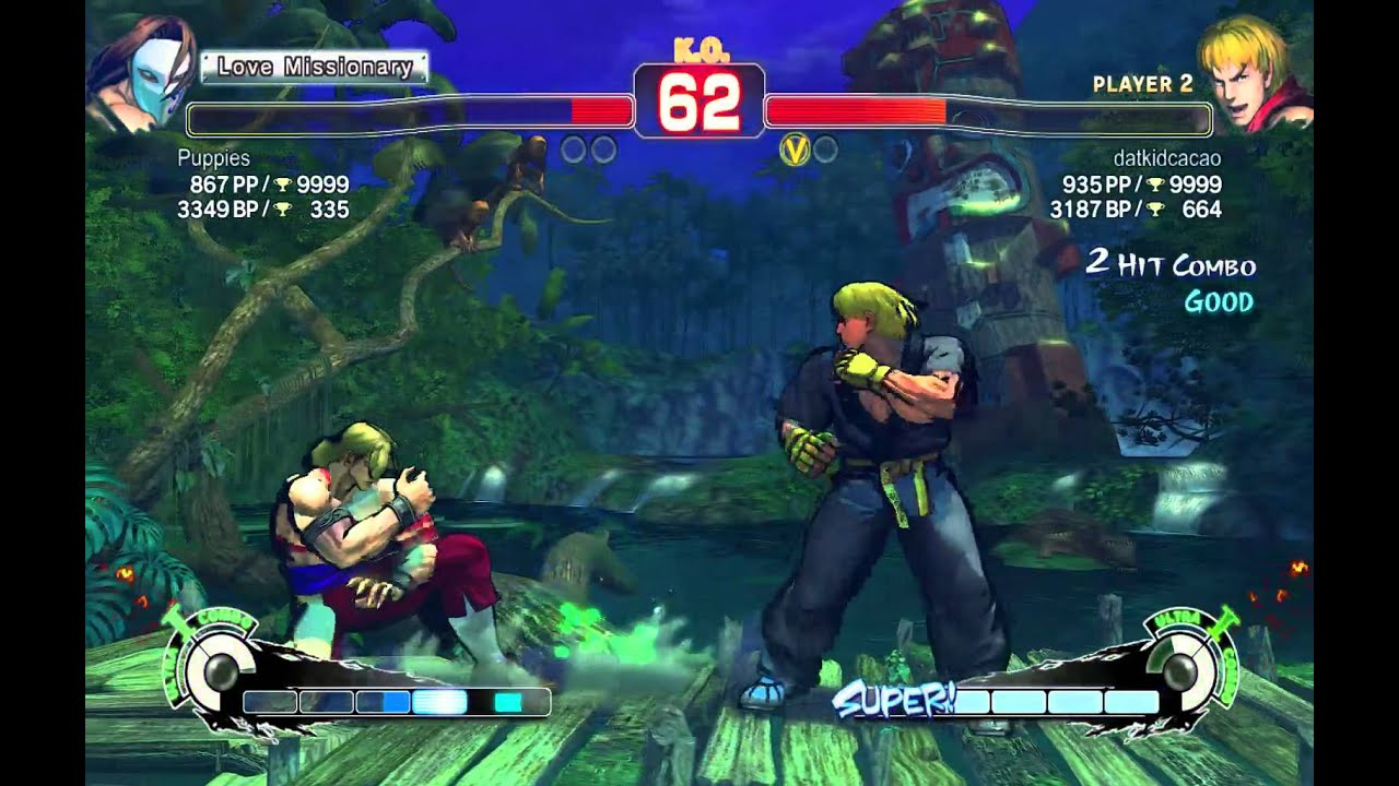 street fighter 4 ranked matchmaking 'super street fighter 4' review - one it took capcom a couple of years to capitalize on the success of street fighter 4, but though, is the sole ranked.