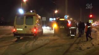 В Казани мужчина умер за рулем автомобиля во время движения