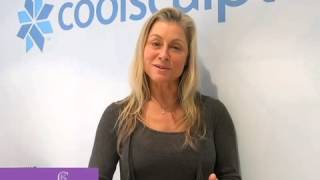 Suzanne Dando after CoolSculpting treatment Thumbnail
