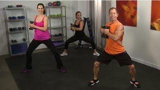 Full Body Workout From Cameron Diaz's Trainer, Class FitSugar