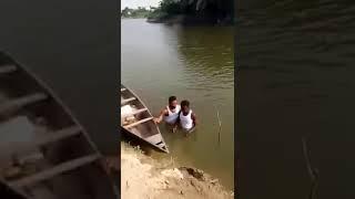 20-year old Kwadwo Kyeremeh drowned in Weija river during baptism.....Sad 😥😥😥