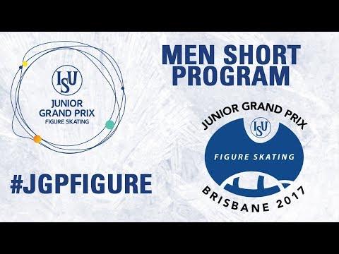 Brisbane- Men Short Program: ISU JGP 2017