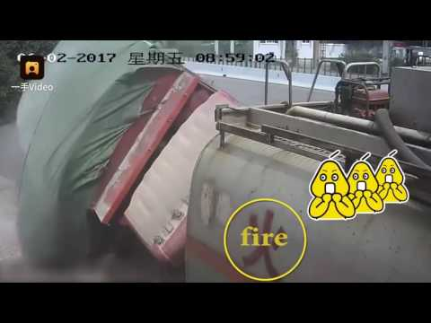 Motorcycle riding: Not for the faint of heart. Viral videos in China, June 5-9, 2017