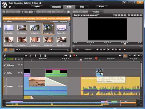 Gratis Probekapitel - Avid Studio Lernvideo für Fortgeschrittene