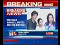 Shah Rukh Khan invites Bengal CM Mamata Banerjee for his birthday at Mannat