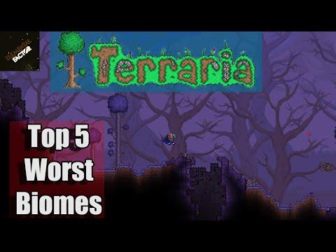 how to make a biome terraria