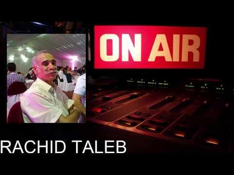 Interview avec Rachid Taleb sur la radio d'Oran