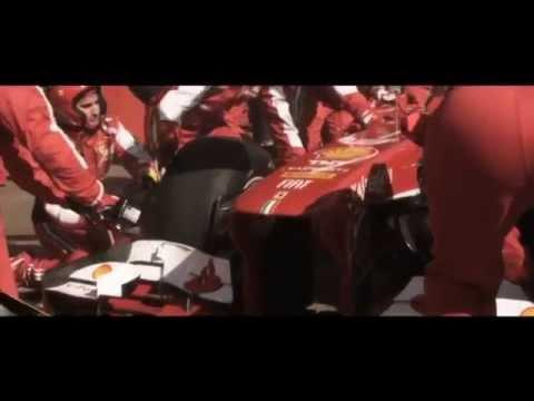 Ferrari Song 2013 F1 ( FORZA FERRARI )