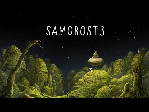 Samorost 3 Official Trailer