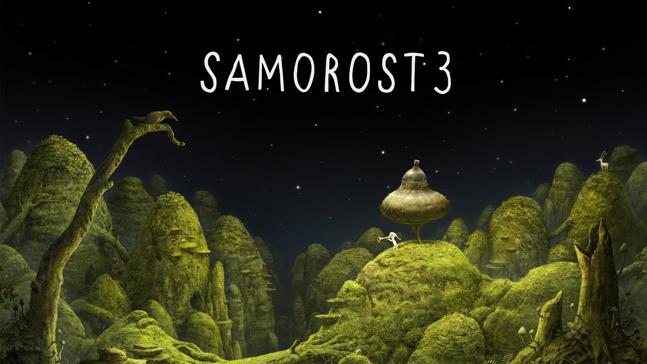 How Human Values Are Reshaping Video Game Design-Samorost 3