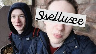 i started a clothing brand OMGOMGOMG swellusee HAPPY NEW YEAR!! VLOG Berwick upon Tweed