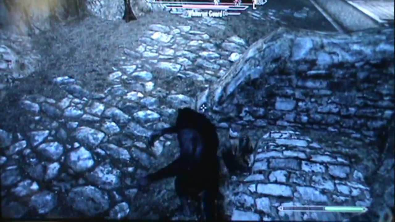 Part Skyrim 6 Guide Werewolf