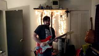 Country ballad with my B Bender Stratocaster in G