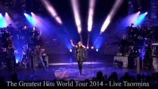 Laura Pausini Con La Musica Alla Radio Taormina 11.05.2014 Hd