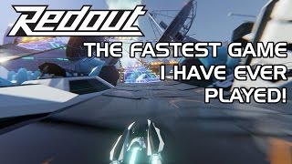 REDOUT - Its Wipeout on Roids!