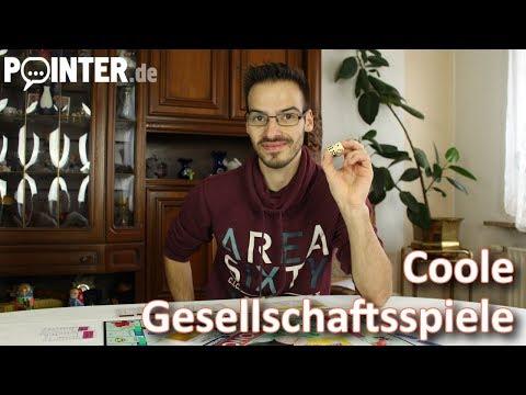 Patrick vloggt - Gesellschaftsspiele, die Du kennen solltest (#2)