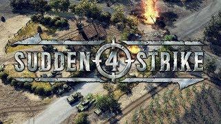 【Sudden Strike 4// 裝甲騎兵4】德軍戰役#4