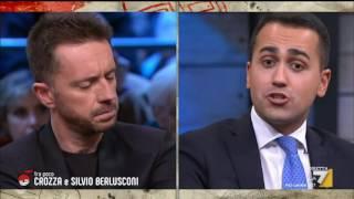 Luigi di Maio - Andrea Scanzi - Massimo Franco / Di Martedì 29 nov 2016